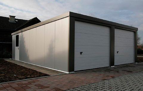 Строительство гаража своими руками Школа строительного мастерства