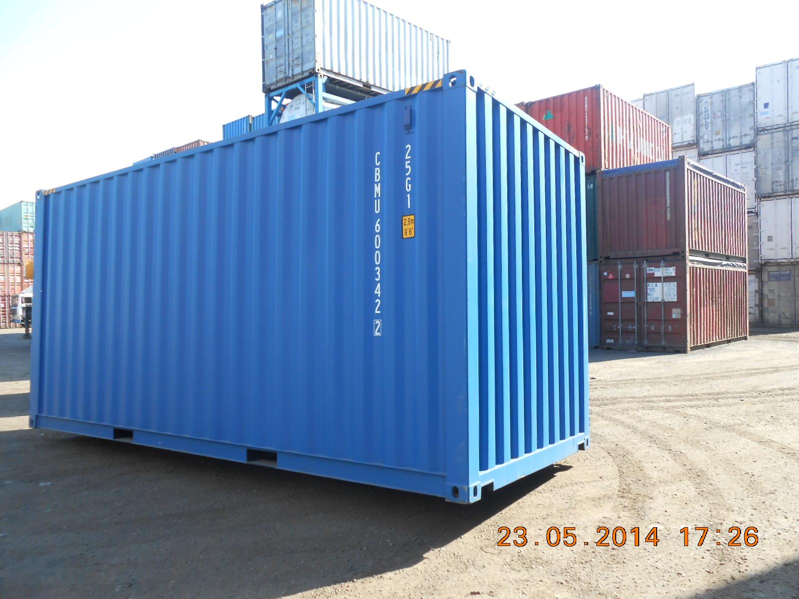 контейнер 20 футов hc