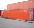 Open top контейнер 40 футов