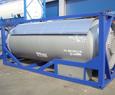 Танк контейнер для перевозки газа (IMO 5)