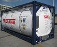 Танк контейнера для перевозки этиленглюколя