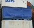 Open Side сухогрузный контейнер 20 футов