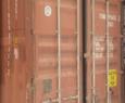 Морской контейнер 20 футов HCDD (высокий)