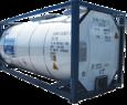 Танк контейнер для перевозки хим. жидкостей