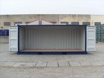 Морской контейнер с боковой загрузкой (Open Side)