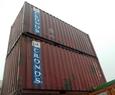Морской контейнер 20 футов DV стандартный