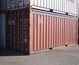 Open top контейнер 20 футов